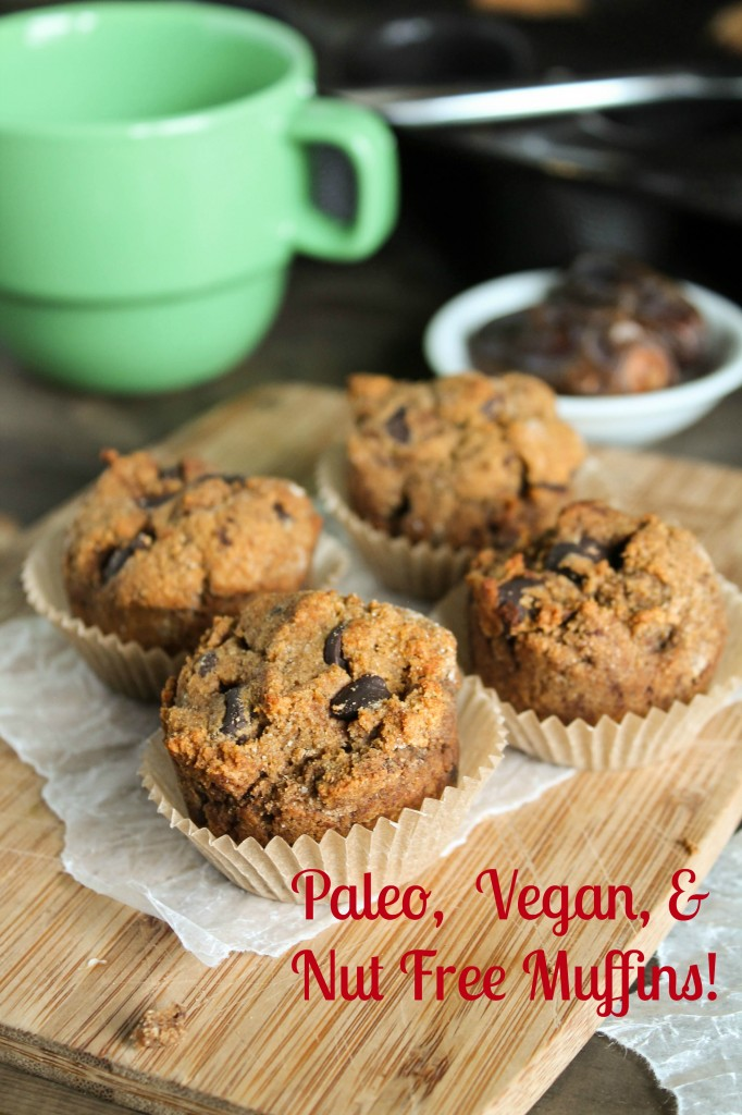 Paleo Sweet Potato Muffinis - Egg, Nut, & Grain Free!-5188