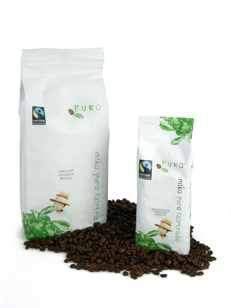 Puro Fairtrade Coffee - Organic, Shade Grown, Socially Responsible