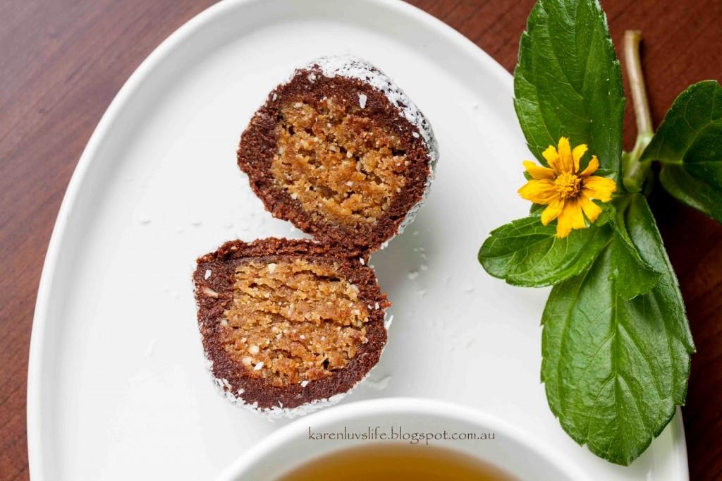 Hormone Balancing Chocolate Balls - Paleo