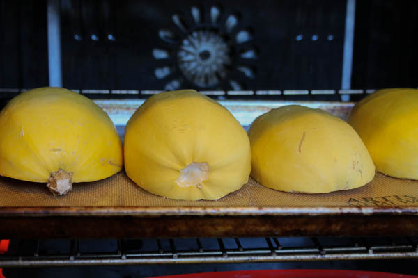 How to Roast a Spaghetti Squash - Perfectly-6848