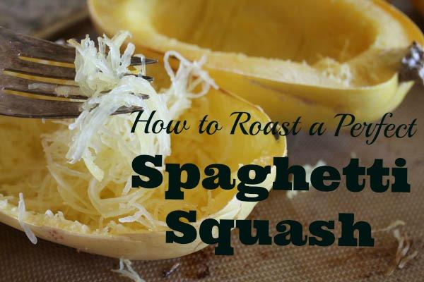How to Roast a Spaghetti Squash - Perfectly-6857