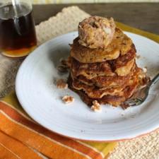 Oatmeal Pancakes – Gluten Free w/ Dairy & Egg Free Options