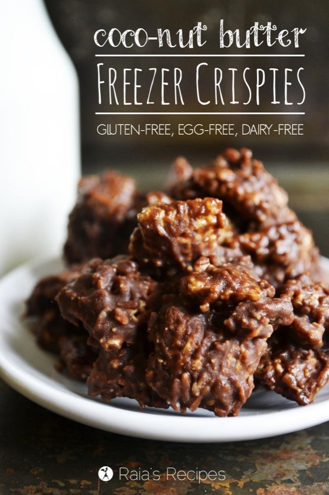 Gluten Free Coco-Nutter Crisps
