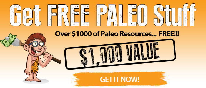 Get Your FREE Paleo Bundle NOW!!  Plus Paleo Daily Deals!