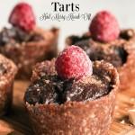 Paleo & Raw Chocolate Tart – Hail Merry Knock-Off