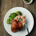 Asian Roasted Chicken #Keto #Paleo #Whole30 #glutenfree