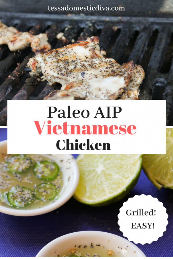 optimized for pinterest grilled vietnamese chicken with a spicy lime chili sauce