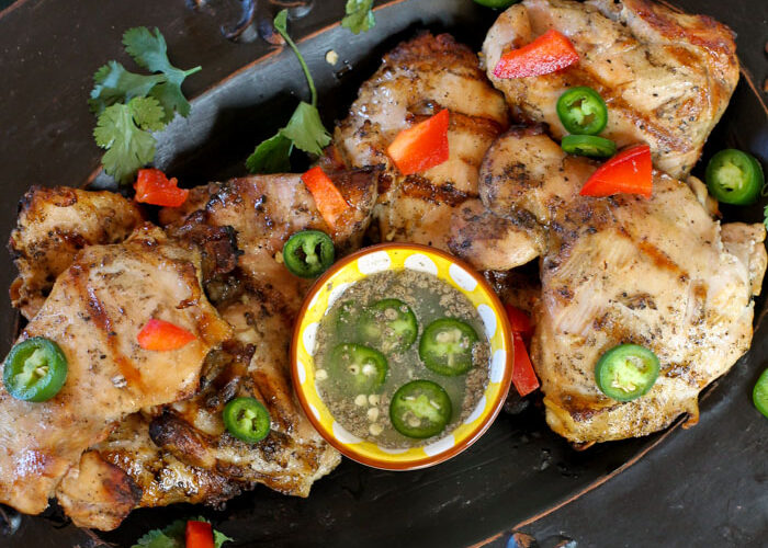 Vietnamese Grilled Chicken