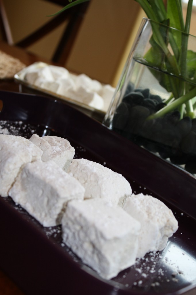 Homemade Gourmet Marshmallows - Corn Free