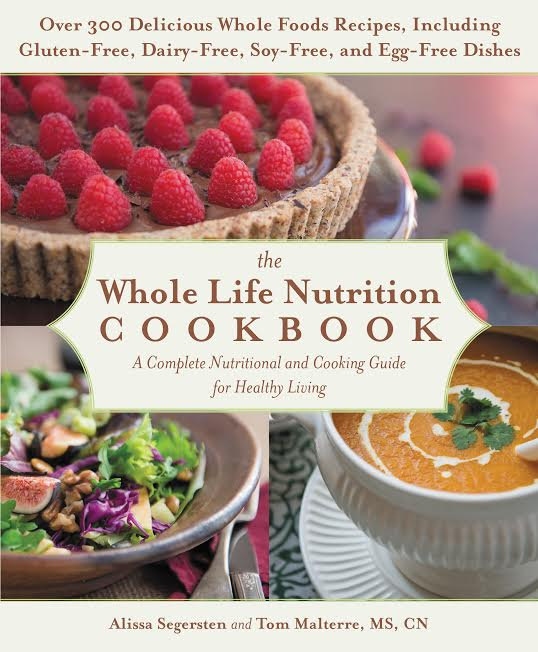 whole life nutrition cookbook