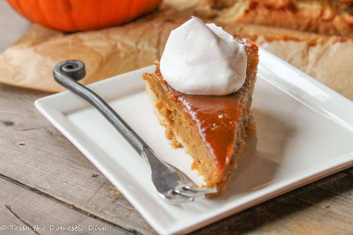 Gluten Free Pumpkin Pie – Dairy Free