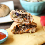 Paleo - Gluten Free Asian Baked Bao Buns #glutenfree #paleo #whole30 #hamburger #bao