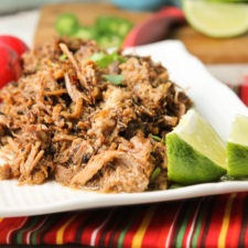 Instant Pot Carnitas- #Keto #paleo #whole30 #instantpot #glutenfree #carnitas #tacos