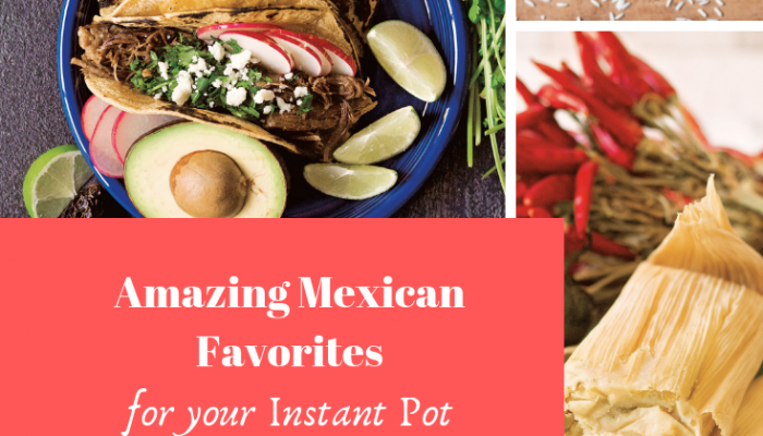 Instant Pot Mexican Hot Chocolate