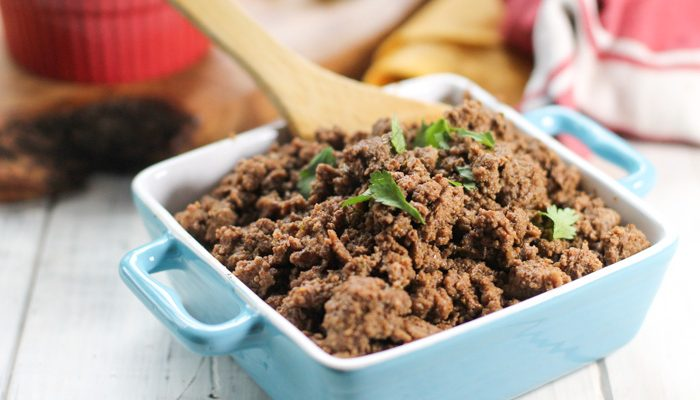 Easy Taco Seasoning for  Ground Beef Tacos
