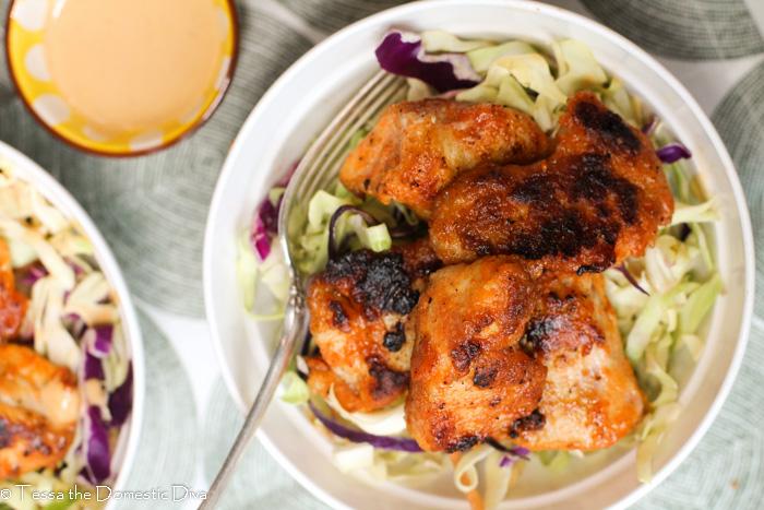 Cajun Chicken Bites